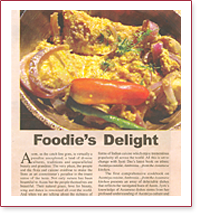 Foodie's Delight