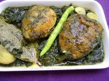 Tilor torkari (Fish with sesame)
